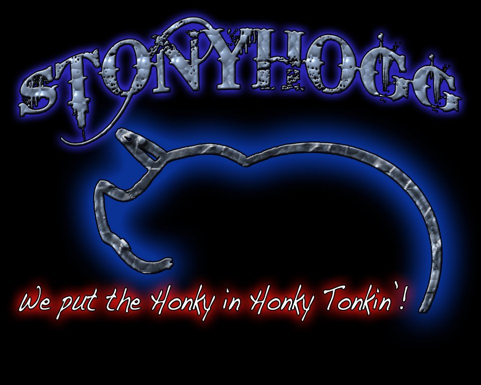 Shop StonyHogg Merchandise.