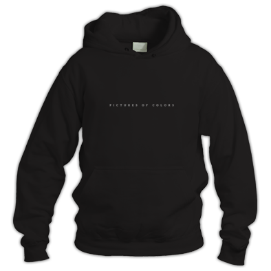 Pictures of Colors Hoodie