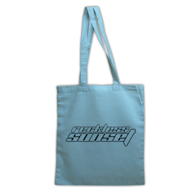 Reckless Sunset Tote Bag