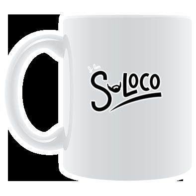 IAmSoLoco Logo Mug