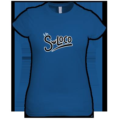 IAmSoLoco Logo Women's T-Shirt