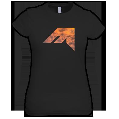 Mokhov Logo Sun Bloom Women's T-shirt