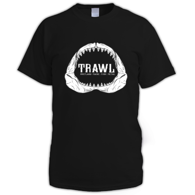 Men's Shark Jaw Logo