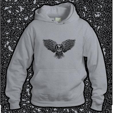Owl Hoodie (Grey Exclusive)