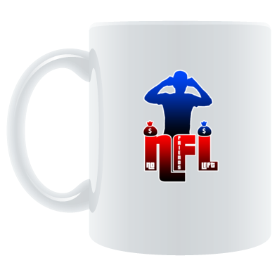 No Friends Left - NFL - Morning Mugg