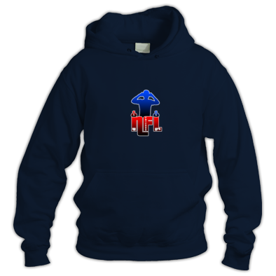 No Friends Left - NFL - PullOver Hooded
