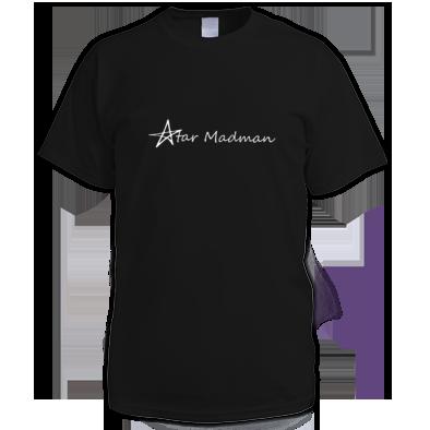 Star Madman Name Logo Men's T-Shirt