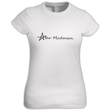 Star Madman Name Logo Woman's T-Shirt