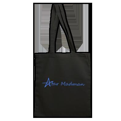 Star Madman Name Logo Tote Bag