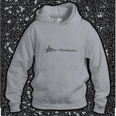 Star Madman Name Logo Hoodie