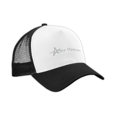 Star Madman Name Logo Baseball Cap