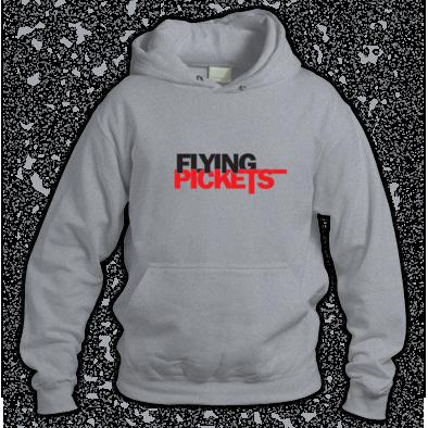Flying Pickets Black/Red Logo