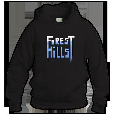 Forest Hills | Graffiti Hoodie