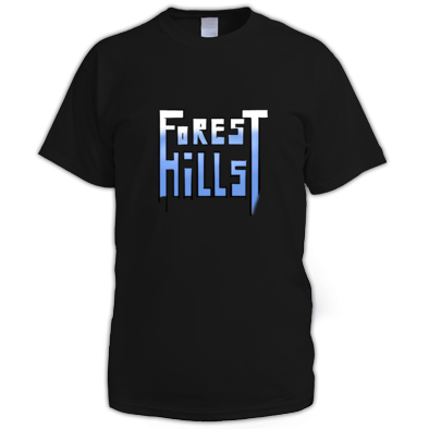 Forest Hills | Graffiti Shirt (Unisex)