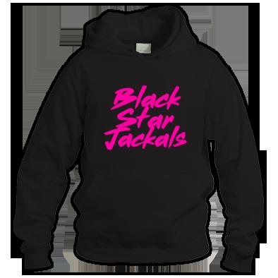 Black Star Jackals text