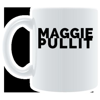 Maggie Pullit Logo Coffee Mug