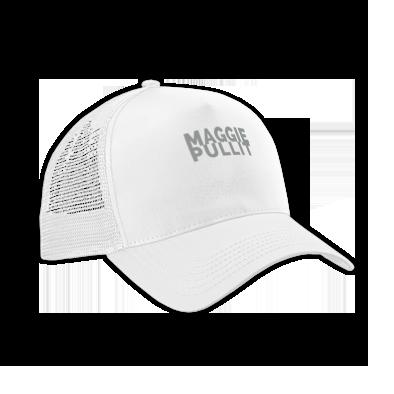 Maggie Pullit Logo Trucker Hat