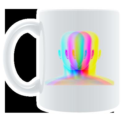 Cup/Mug (Waiting Here For You Logo)