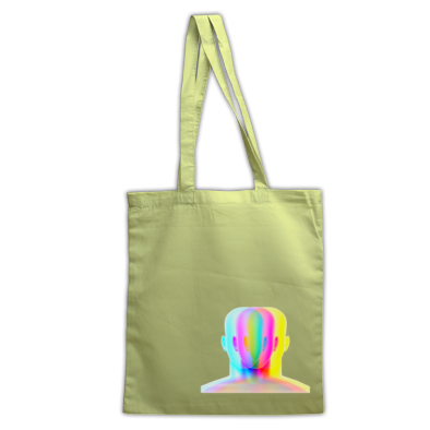 Bag (Waiting Here For You Logo)