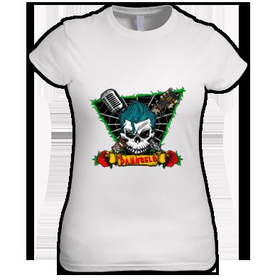 The Damnsels Logo Women's Shirt