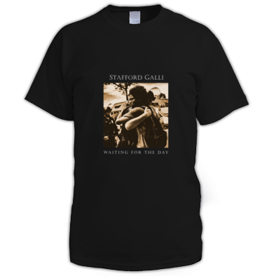 Waiting for the Day Mens Tee