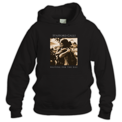 Waiting for the Day Unisex Hoodie