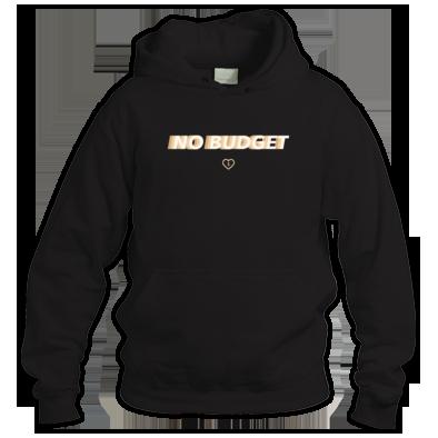 NO BUDGET - LOVE MONEY HOODIE
