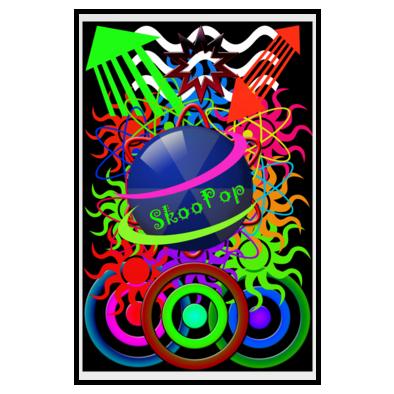 SkooPop Poster 1 : 2021