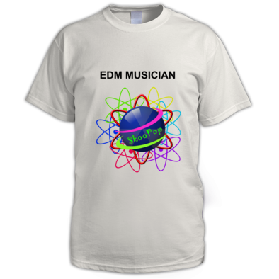 Men's EDM T-Shirt 1: 2021