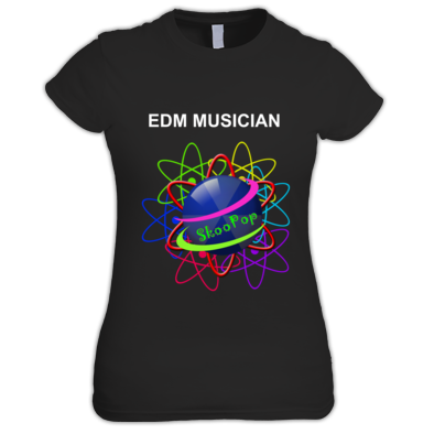 Women's EDM T-Shirt 2 : 2021