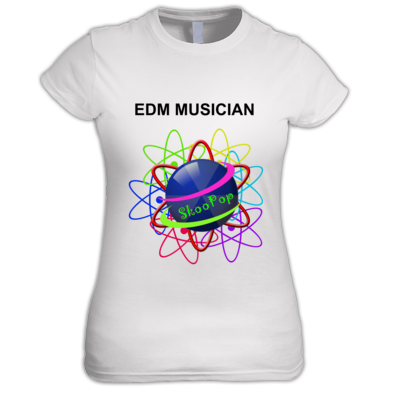 Women's EDM T-Shirt 1 :  2021