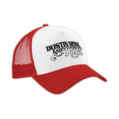 Hat- Dustin Monk and the Hustle Logo