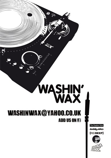 WASHIN' WAX