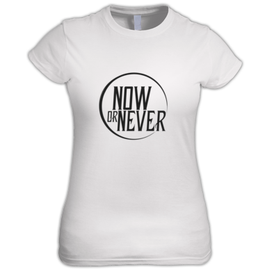 Now or Never Logo