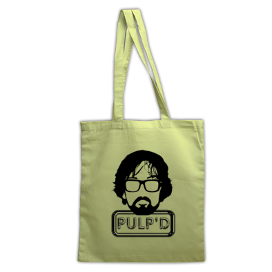 Pulp'd Jarvis Tote Bag (TD Exclusive Design)  -  Available in multiple colour options