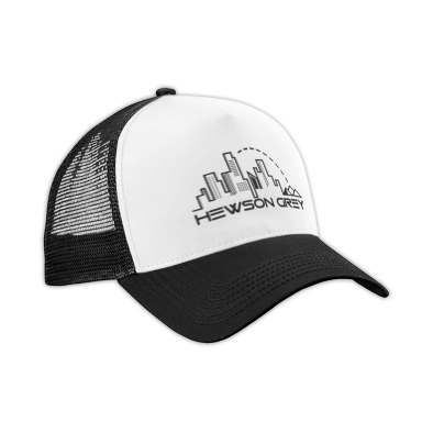 Black HG Cityscape Logo