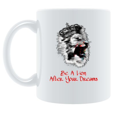 DreamLion Mug