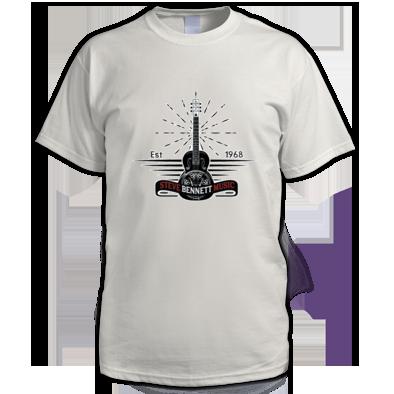 Steve Bennett Music T Shirts