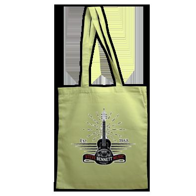 Steve Bennett Music Tote Bags