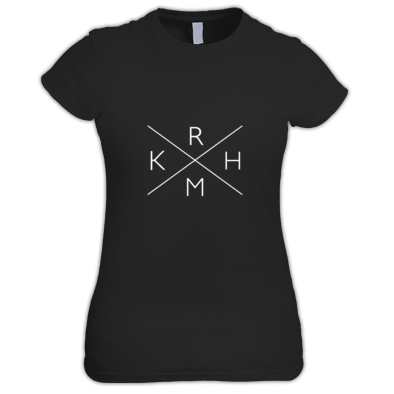 Rkham White X Women's T-Shirt