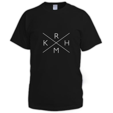 Rkham White X Men's T-Shirt