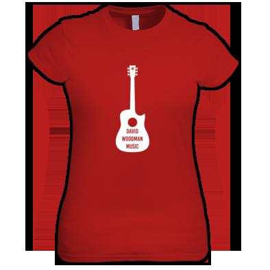 Cutaway Guitar Logo