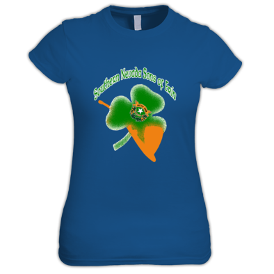 Pipe & Shamrock Women's