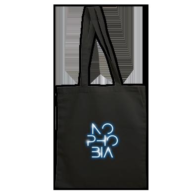 Bag with pocket logo 'glow'