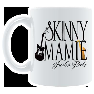 Skinny Mamie Black Logo