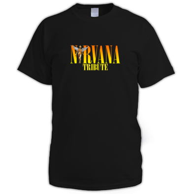 Nirvana Tribute T-shirt