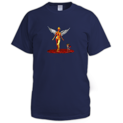 ANGEL & BABY T-SHIRT (men's)