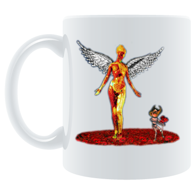 Angel & Baby Mug