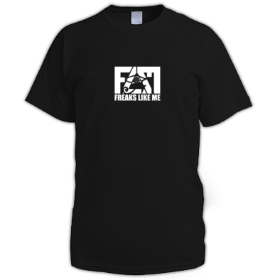 FLM Logo t-shirt