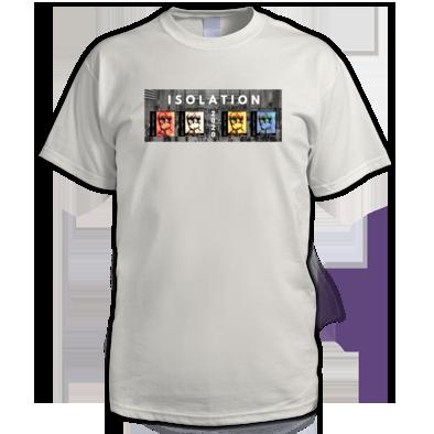 Men's T-Shirt - Isolation - EP '2020' - T. Mancuso Music